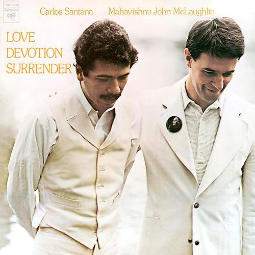 Alliance Carlos Santana - Love Devotion Surrender