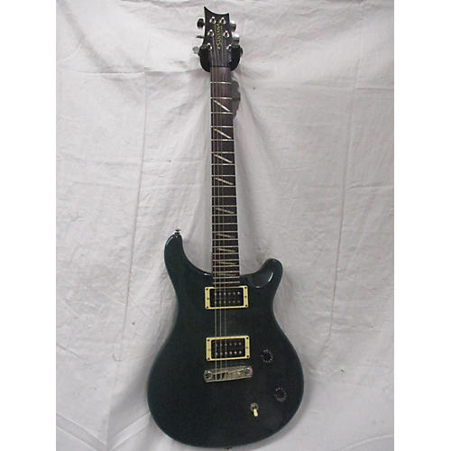 used prs carlos santana signature se solid body electric guitar green guitar center. Black Bedroom Furniture Sets. Home Design Ideas