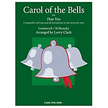 Carl Fischer Carol of the Bells Comp-FL
