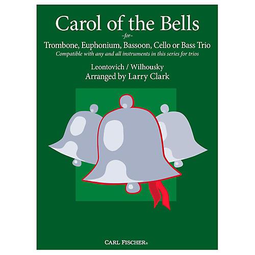 Carl Fischer Carol of the Bells Comp-Tbn