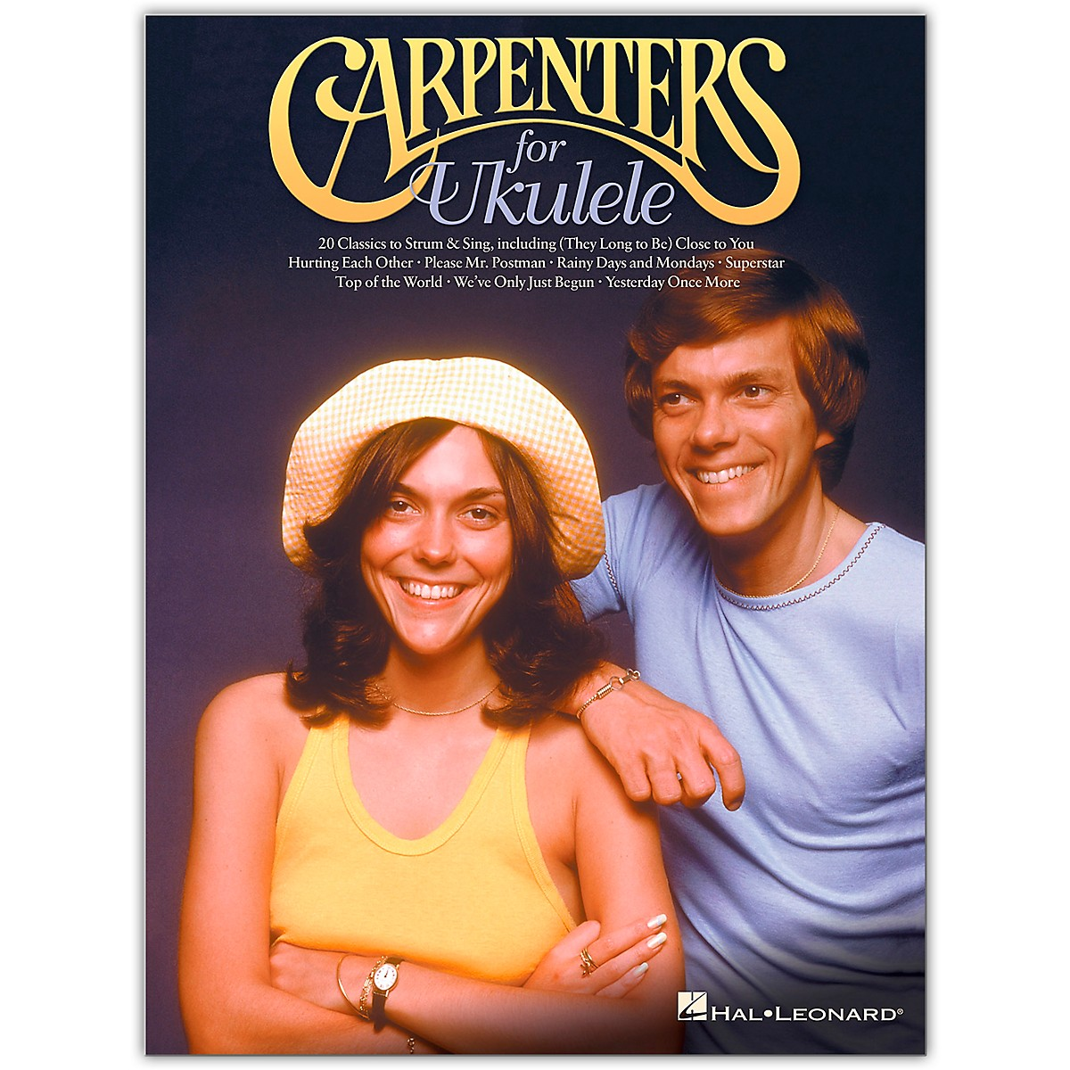 Hal Leonard Carpenters For Ukulele