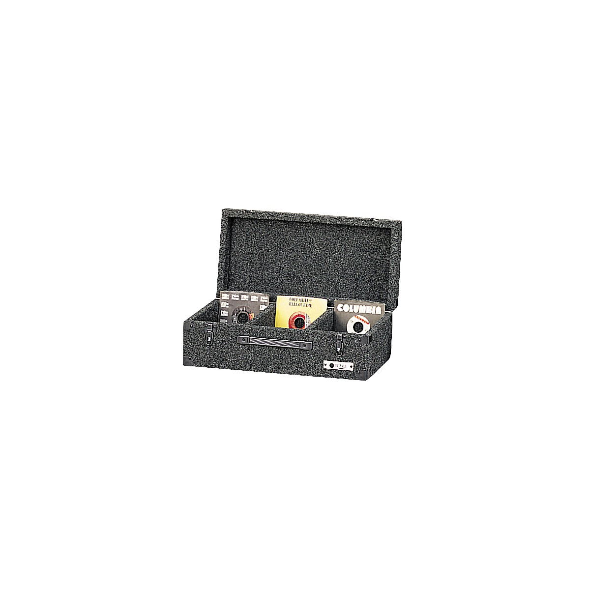 Odyssey Carpeted 45 Case