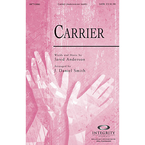 Integrity Choral Carrier CD ACCOMP by Jared Anderson Arranged by J. Daniel Smith