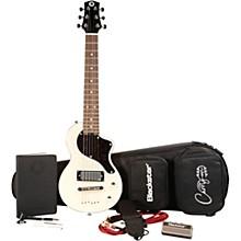 CarryOn Travel Guitar Pack White