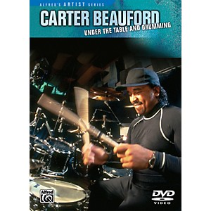 Alfred Carter Beauford - Under the Table and Drumming DVD by Alfred