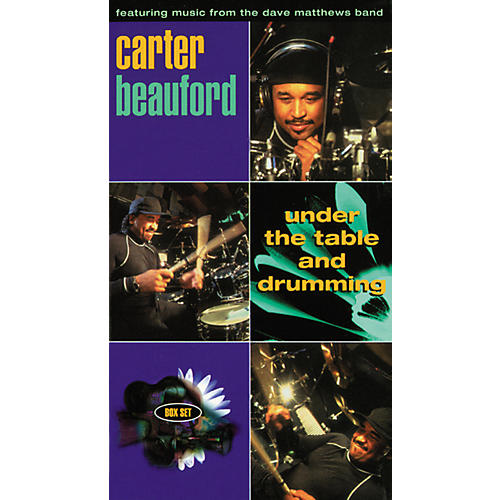 Alfred Carter Beauford Boxed Set (2 Videos)
