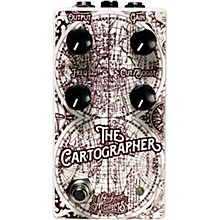 Matthews Effects Cartographer Parametric Overdrive Effects Pedal