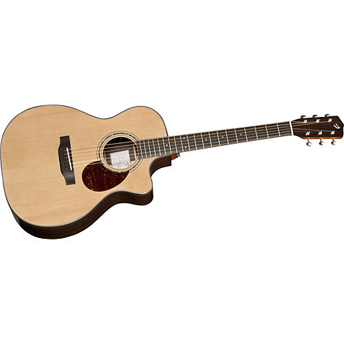 Breedlove Cascade OM/CRe Cutaway Orchestra Acoustic-Electric Guitar