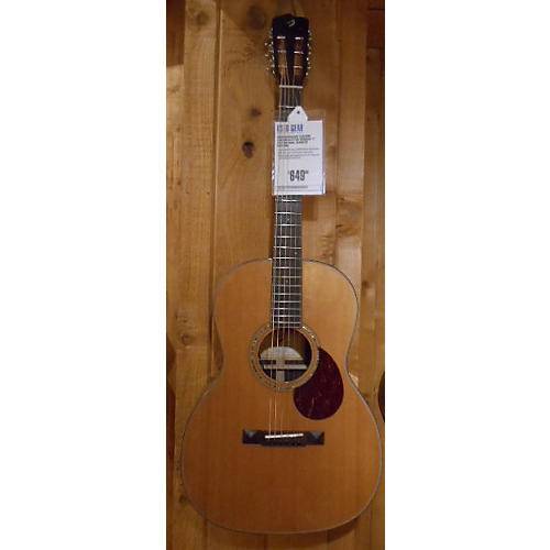 Breedlove Cascade OOO/CRE Slotted Peghead 12 Fret Acoustic Electric Guitar