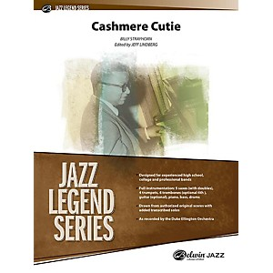 Alfred Cashmere Cutie Jazz Band Grade 5 Set by Alfred