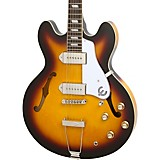 Epiphone Casino Electric Guitar Vintage Sunburst