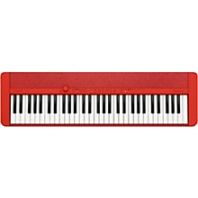Casiotone CT-S1 61-Key Portable Keyboard Red