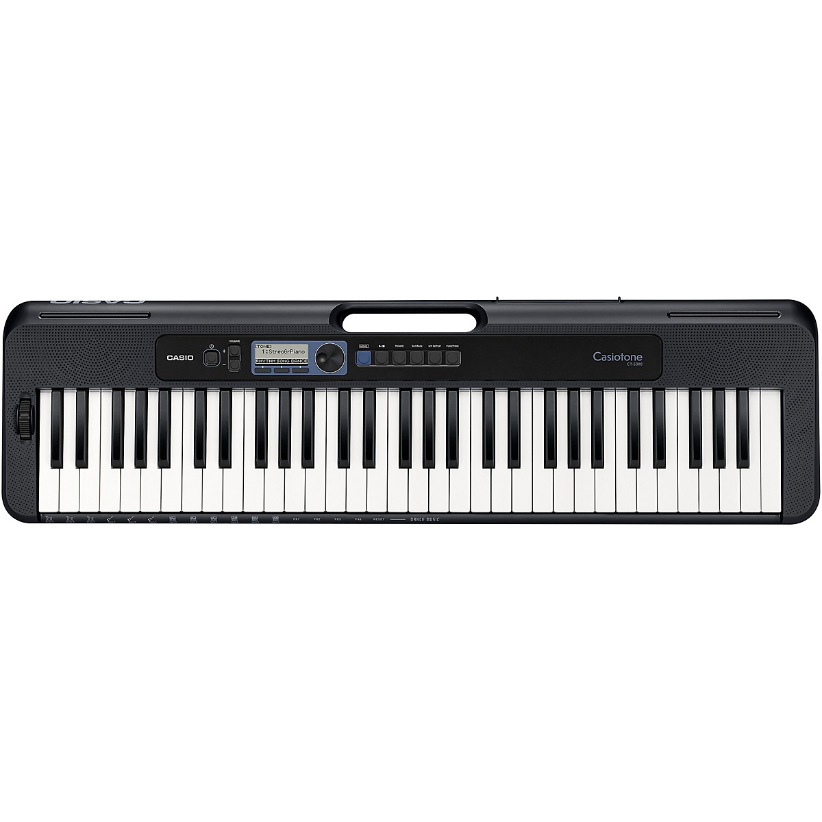 Casio Casiotone CT-S300 61-Key Digital Keyboard