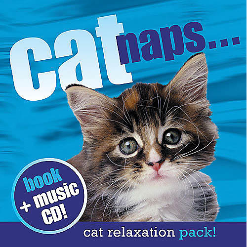 Music Sales Cat Naps (Relaxation Pack with CD) Music Sales America Series Hardcover with CD