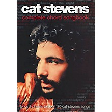 Music Sales Cat Stevens - Complete Chord Songbook Guitar Chord Songbook Series Softcover Performed by Cat Stevens