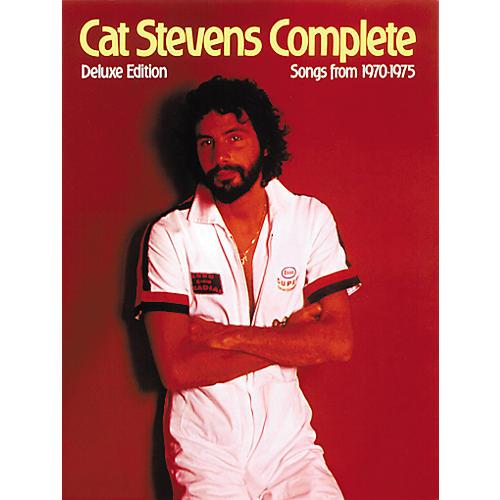 Music Sales Cat Stevens Complete Guitar Tab Songbook