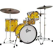 Catalina Club Jazz 4-Piece Shell Pack Yellow Satin Flame