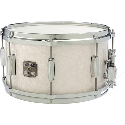 gretsch drums catalina club snare drum white marine pearl 6 5x14 guitar center. Black Bedroom Furniture Sets. Home Design Ideas