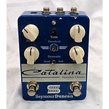 Seymour Duncan Catalina Dynamic Chrous Effect Pedal