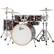 Catalina Maple 6-Piece Shell Pack with Free 8 in. Tom Satin Deep Cherry Burst