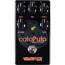 Wampler Catapulp British Distortion Pedal Level 1