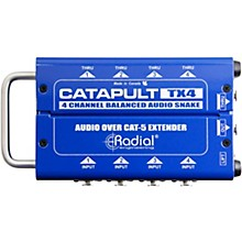Radial Engineering Catapult 4-channel Cat 5 Audio Snake (TX4 Transmitter Module)