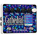 Electro-Harmonix Cathedral Stereo Reverb Guitar Effects Pedal thumbnail