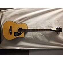 Fender Cb100ce Acoustic Bass Guitar