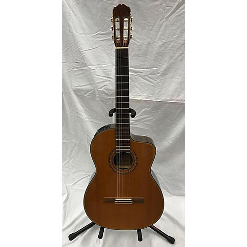 Takamine Cd132sc Classical Acoustic Electric Guitar