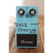 Boss Ce2w Chorus Effect Pedal
