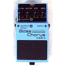 Boss Ceb-3 Bass Effect Pedal