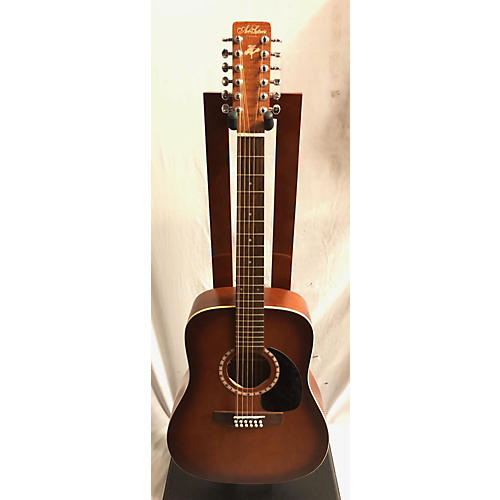 Art & Lutherie Cedar 12 String Acoustic Electric Guitar