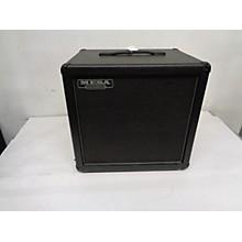 Mesa Boogie Cel 1X12 EXT BLACK Guitar Cabinet