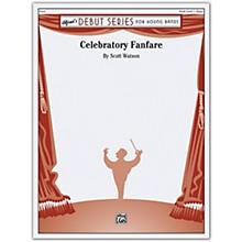 Alfred Celebratory Fanfare Conductor Score 1 (Very Easy)