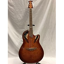 Ovation Celebrity Cs 2000 Acoustic Electric Guitar