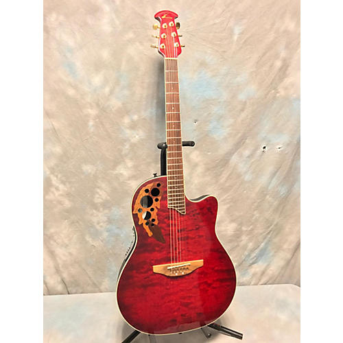 Ovation Celebrity Gc38 Acoustic Electric Guitar