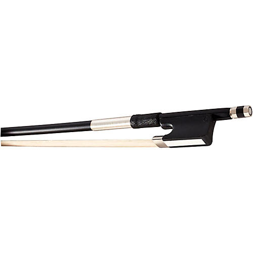 Glasser Cello Bow Fiberglass Half-Lined Frog Nickel Wire Grip