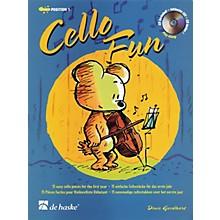 De Haske Music Cello Fun (15 Easy Cello Pieces for the First Year) De Haske Play-Along Book Series