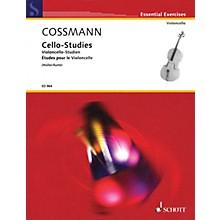 Schott Cello-Studies Schott Series