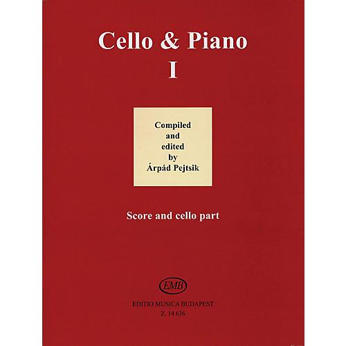 Editio Musica Budapest Cello and Piano (Volume 1) EMB Series