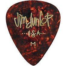 Dunlop Celluloid Classic Guitar Picks 1 Dozen Shell Medium