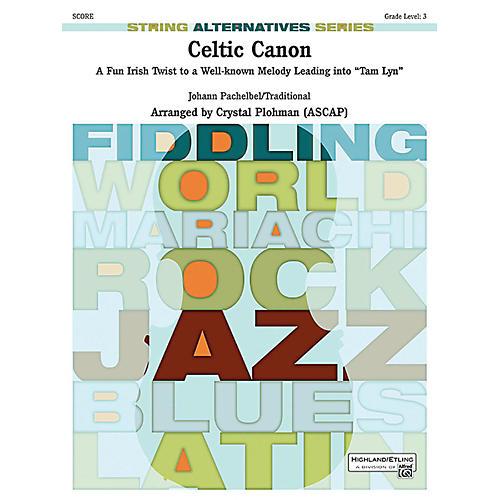 Alfred Celtic Canon String Orchestra Grade 3 Set