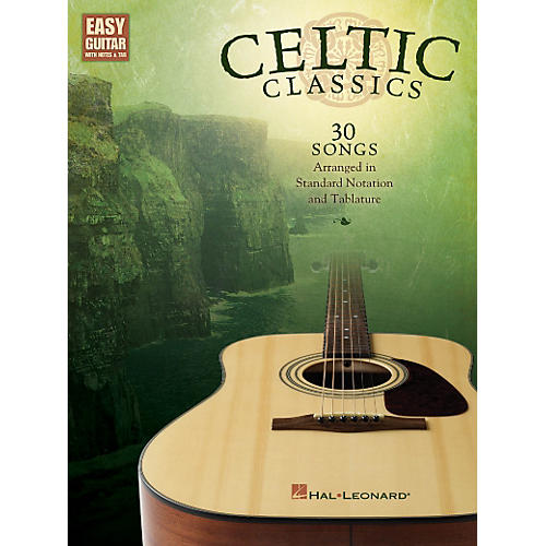 Hal Leonard Celtic Classics - Easy Guitar With Tab