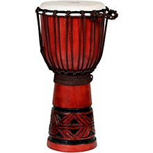 Celtic Labyrinth Djembe Drum 10 x 20 in.