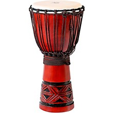 Celtic Labyrinth Djembe Drum 12 x 24 in.