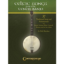 Centerstream Publishing Celtic Songs for the Tenor Banjo (37 Traditional Songs and Instrumentals) Banjo Series Softcover