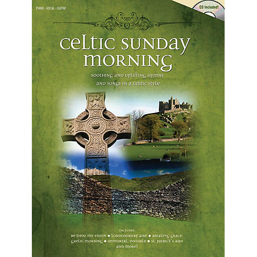 Shawnee Press Celtic Sunday Morning (Soothing and Uplifting Hymns and Songs in a Celtic Style) Composed by Various
