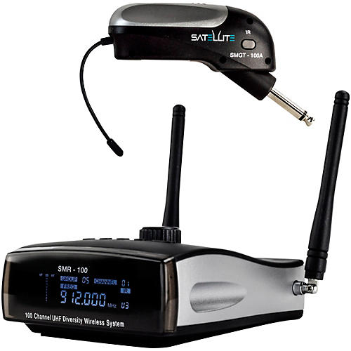 Nady CenterStage Satellite SMGT-100A True Diversity Wireless Instrument System