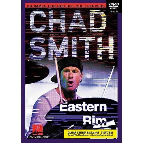 Hudson Music Chad Smith Eastern Rim DVD Special Edition