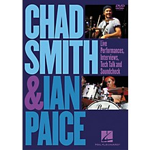 Hal Leonard Chad Smith and Ian Paice (DVD)